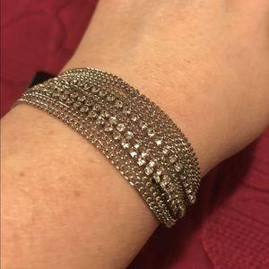 4 For $25 ⭐️ Paparazzi multi chain bracelet